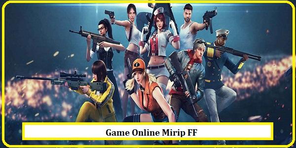 Game Online Mirip FF