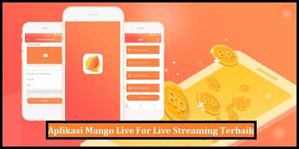 Aplikasi Mango Live