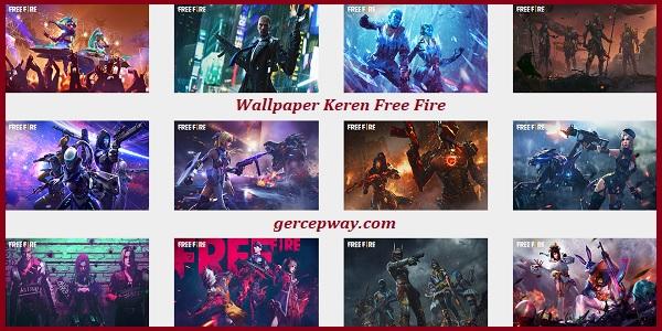 Wallpaper Keren Free Fire