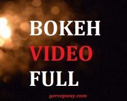 Aplikasi Bokeh Video Full Apk 2020 No Sensor