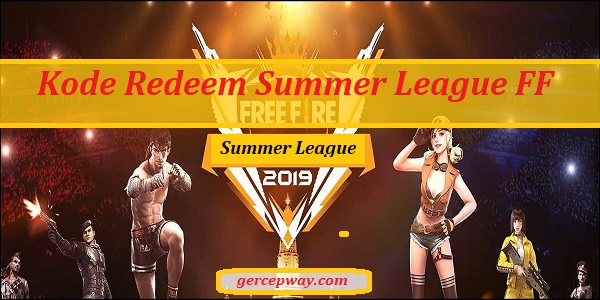 Kode Redeem Summer League Free Fire