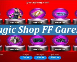 Magic Shop FF Garena