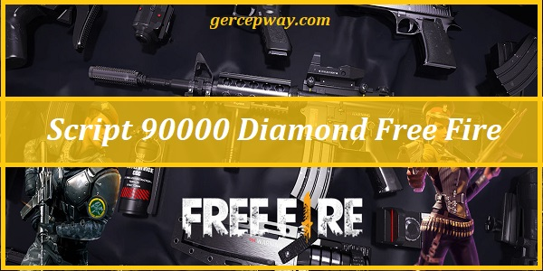 Script 90000 Diamond Free Fire