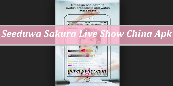 Seeduwa Sakura Live Show China Apk