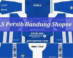 Kit DLS Persib Bandung Shopee Liga 1