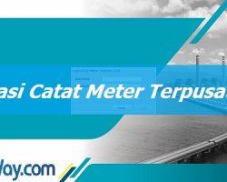 Aplikasi Catat Meter Terpusat PLN