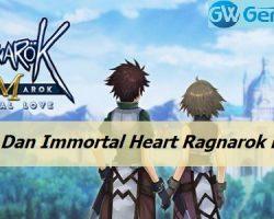 Topaz Dan Immortal Heart Ragnarok Mobile