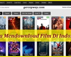 Cara Mendownload Film Di IndoXXI Terbaru 2019