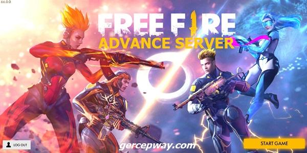 FF Advance Server Apk Free Download