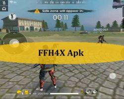 FFH4X Apk, Auto Headshot Free Fire