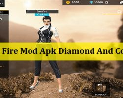 Free Fire Mod Apk Diamond And Coins
