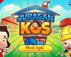 Juragan Kos Mod Apk (Unlimited Money) Android