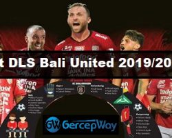 Kit DLS Bali United 2020 Liga Shopee