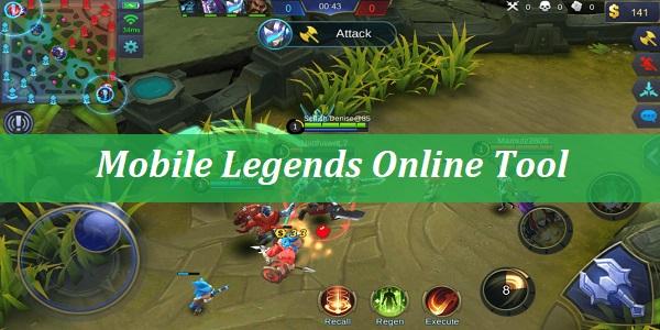 Mobile Legends Online Tool