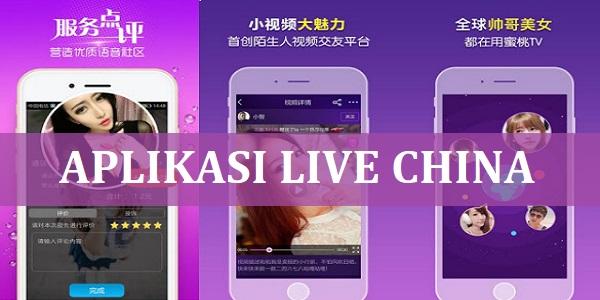 Aplikasi Live China Mod
