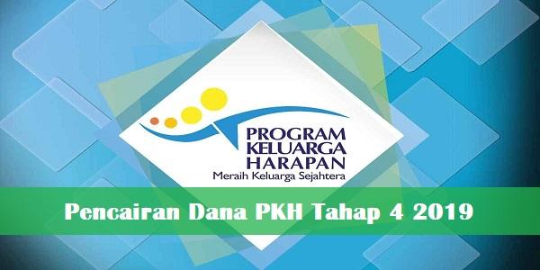 Pencairan Dana PKH Tahap 4 2019