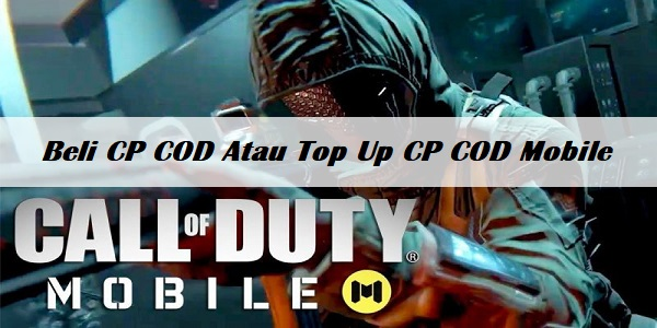 Cara Beli CP COD (Call Of Duty) Atau Top Up COD Mobile