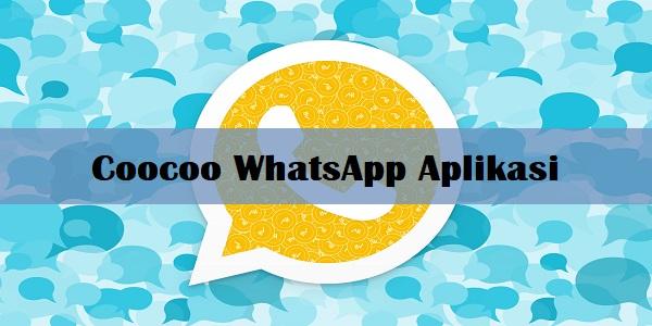 Coocoo WhatsApp Aplikasi WA Anti Ban