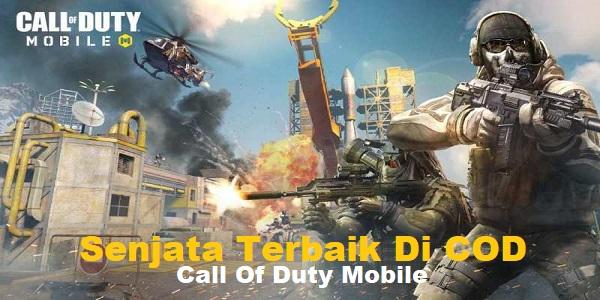 Senjata Terbaik Di COD Mobile