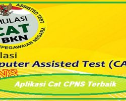 Aplikasi Cat CPNS Terbaik Untuk Simulasi Cat BKN