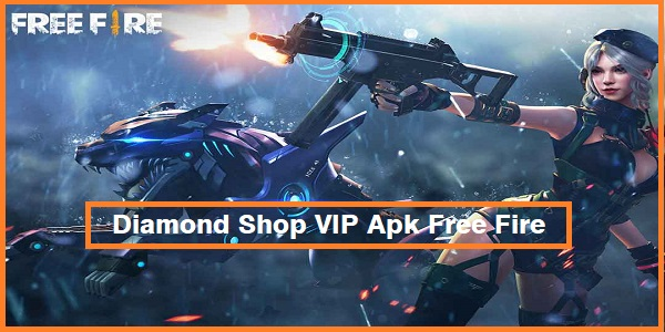 Diamond Shop VIP Apk Free Fire