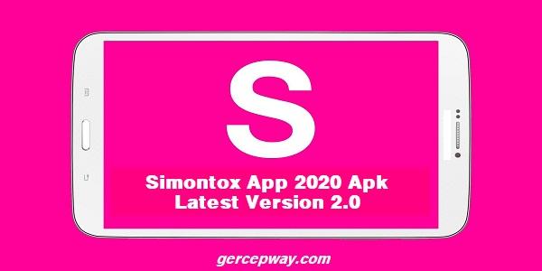 Simontox App 2020 Apk Download Latest Version 2 0 Tanpa Iklan Gercepway Com