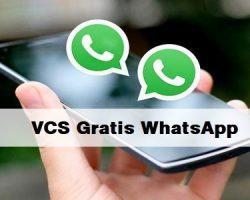 VCS Gratis WhatsApp