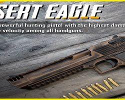 Desert Eagle PUBG