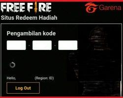 Bocoran Kode Redeem Free Fire Terbaru