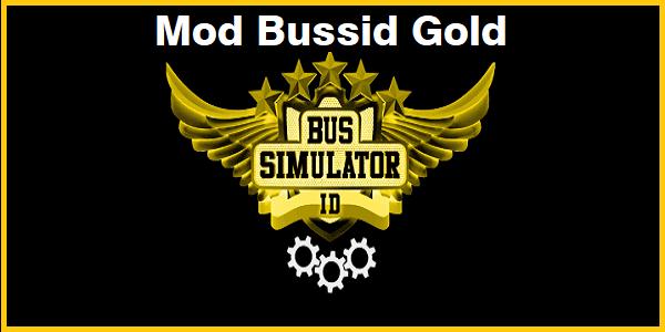 Mod Bussid Gold