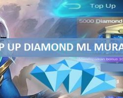 Situs Top Up Diamond Mobile Legends