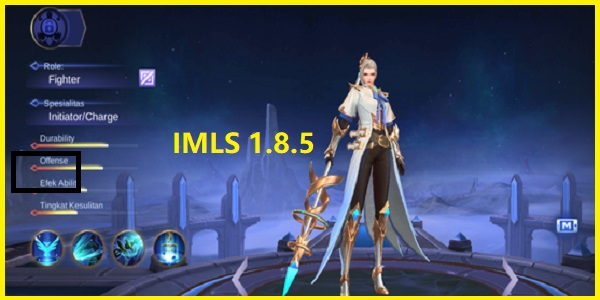 IMLS 1.8.5