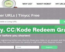 Tiny. CC/Kode Redeem Gratis
