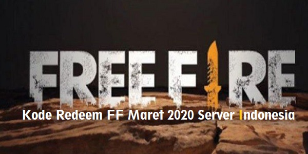 Kode Redeem FF 2020 Server Indonesia