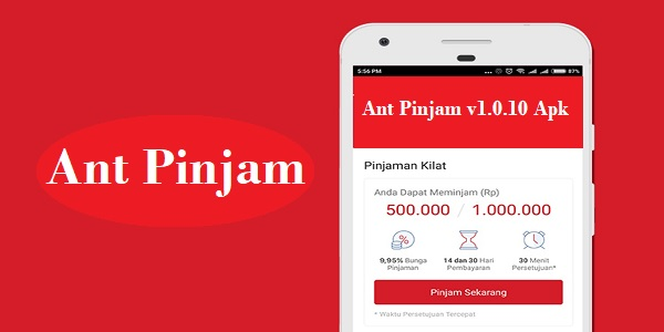 Ant Pinjam v1.0.10 Apk
