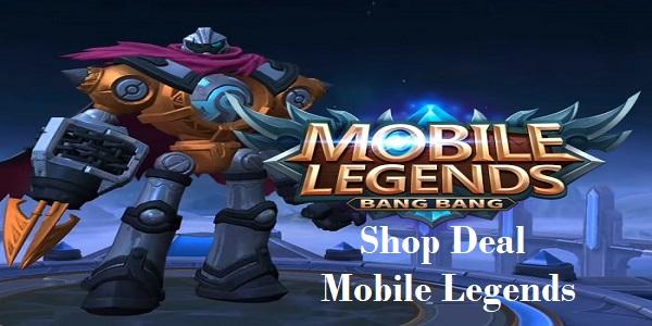 Shop Deal Mobile Legends