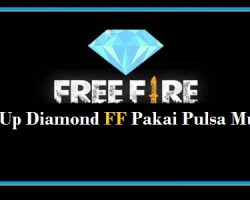 Top Up Diamond Free Fire Pakai Pulsa Murah
