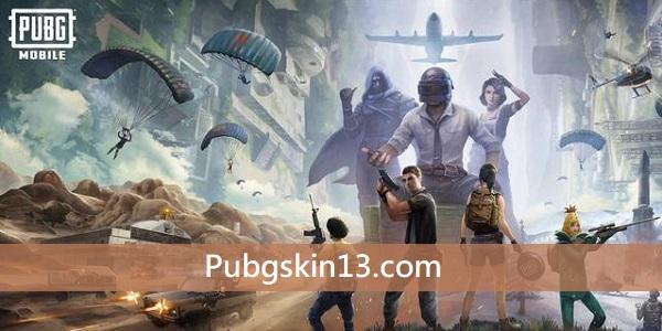 Pubgskin13.com