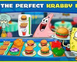 SpongeBob Krusty Cook Off Mod Apk