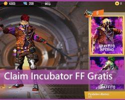 Claim Incubator FF Gratis