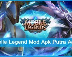Download Mobile Legend Mod Apk Putra Adam