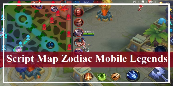 Script Map Zodiac Mobile Legends