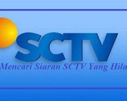 Cara Mencari Siaran SCTV Yang Hilang