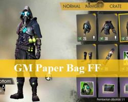 GM Paper Bag FF