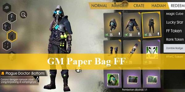 GM Paper Bag FF
