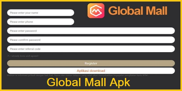 Global Mall Apk