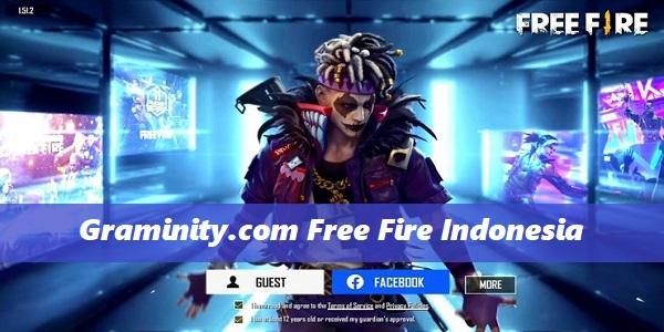 Graminity.com Free Fire Indonesia