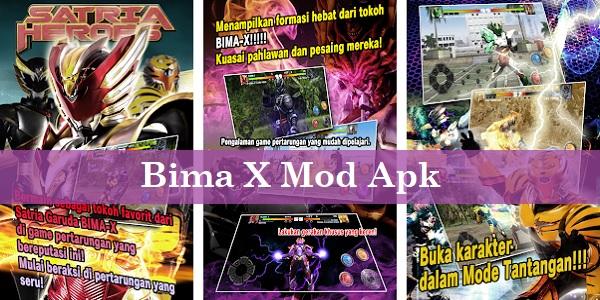 Bima X Mod Apk