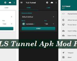 TLS Tunnel Apk Mod Pro