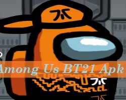 Among Us BT21 Apk